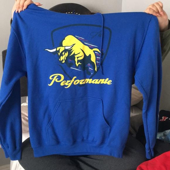 Sweaters Jake Paul Lamborghini Sweater Poshmark